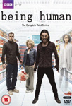 Being Human - Sesong 3 (UK-import) (DVD)