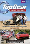 Top Gear - The Great Adventures - Vol. 4 (UK-import) (DVD)