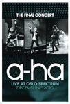 a-ha - Ending On A High Note - The Final Concert: Live At Oslo Spektrum December 4th 2010 (UK-import) (DVD)