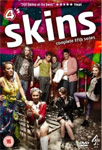 Skins - Sesong 5 (UK-import) (DVD)