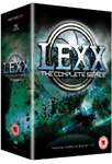 Lexx - The Complete Collection (UK-import) (DVD)