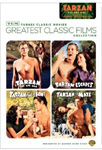 TCM Greatest Classic Legends – Johnny Weissmuller As Tarzan – Vol. 1 (DVD - SONE 1)