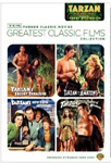 TCM Greatest Classic Legends – Johnny Weissmuller As Tarzan – Vol. 2 (DVD - SONE 1)