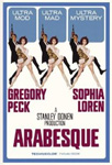Arabesque (DVD - SONE 1)