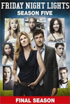 Friday Night Lights - Sesong 5 (DVD - SONE 1)