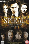 Spiral - Sesong 1 (UK-import) (DVD)