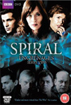 Spiral - Sesong 2 (UK-import) (DVD)