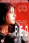 Three Colours Red (UK-import) (DVD)