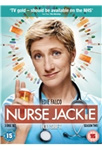 Nurse Jackie - Sesong 2 (UK-import) (DVD)