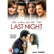 Last Night (UK-import) (DVD)