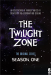 The Twilight Zone - Sesong 1 (UK-import) (DVD)