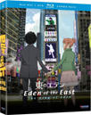 Eden Of The East - The King Of Eden (Blu-ray + DVD)