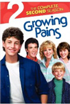 Growing Pains - Sesong 2 (DVD - SONE 1)