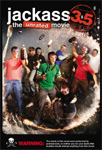 Produktbilde for Jackass 3.5 (DVD)