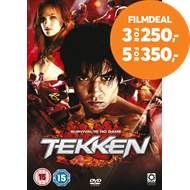 Produktbilde for Tekken (UK-import) (DVD)