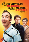 The 41 Year Old Virigin Who Knocked Up Sarah Marshall And Felt Superbad About It (DVD)