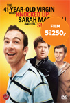Produktbilde for The 41 Year Old Virigin Who Knocked Up Sarah Marshall And Felt Superbad About It (DVD)