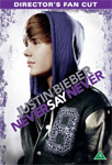 Justin Bieber - Never Say Never - Director's Fan Cut (DVD)