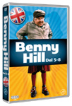 Benny Hill - Volum 5-8 (DVD)