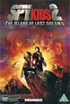 Spy Kids 2 - The Island of Lost Dreams (UK-import) (DVD)