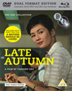 Late Autumn (UK-import) (Blu-ray + DVD)