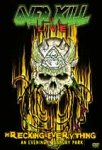 Overkill - Wrecking Everything:( Live) An Evening In Asbury Park (DVD - SONE 1)