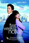Two Weeks Notice (UK-import) (DVD)