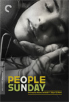 People On Sunday - Criterion Collection (DVD - SONE 1)