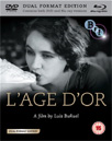 L'Age D'or (UK-import) (Blu-ray + DVD)
