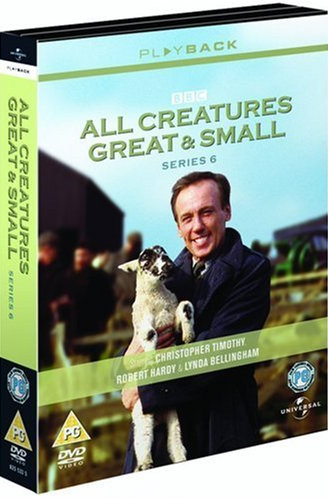 All Creatures Great And Small - Sesong 6 (UK-import) (DVD)