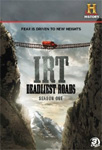 Ice Road Truckers - Deadliest Roads - Sesong 1 (UK-import) (DVD)