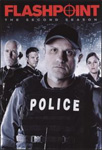 Flashpoint - Sesong 2 (DVD - SONE 1)