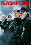 Flashpoint - Sesong 3 (DVD - SONE 1)