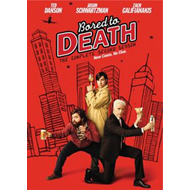 Bored To Death - Sesong 2 (DVD - SONE 1)