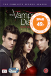 Produktbilde for The Vampire Diaries - Sesong 2 (DVD)