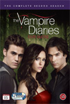The Vampire Diaries - Sesong 2 (DVD)