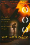 What Matter Most (DVD - SONE 1)
