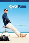 Royal Pains - Sesong 2 (UK-import) (DVD)