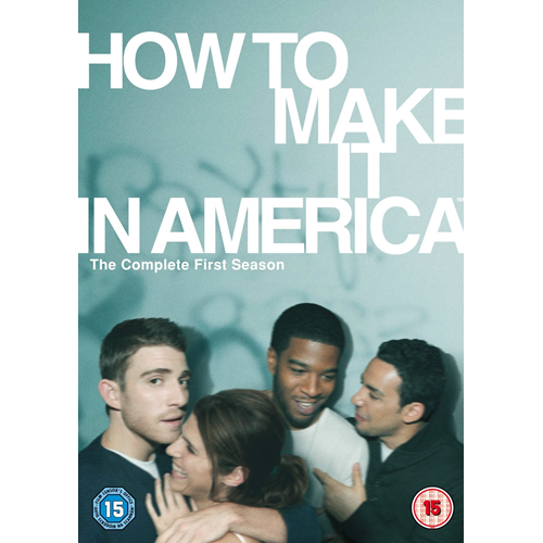 How To Make It In America - Sesong 1 (UK-import) (DVD)