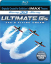 Ultimate G's - Zac's Flying Dream (UK-import) (Blu-ray + Blu-ray 3D)