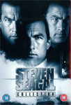 Steven Seagal Collection (UK-import) (DVD)