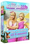 The Simple Life - The Complete Series (UK-import) (DVD)