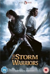 The Storm Warriors (UK-import) (DVD)