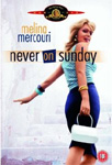 Never On Sunday (UK-import) (DVD)