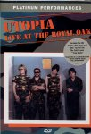 Utopia - Live At The Royal Oak (DVD - SONE 1)