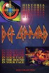 Def Leppard - Historia / In The Round In Your  Face (DVD - SONE 1)
