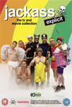 Jackass - The Tv And Movie Collection (UK-import) (DVD)