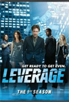 Leverage - Sesong 1 (DVD - SONE 1)
