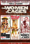Roger Corman's Cult Classics: The Women In Cages Collection (DVD - SONE 1)