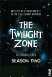 The Twilight Zone - Sesong 2 (UK-import) (DVD)